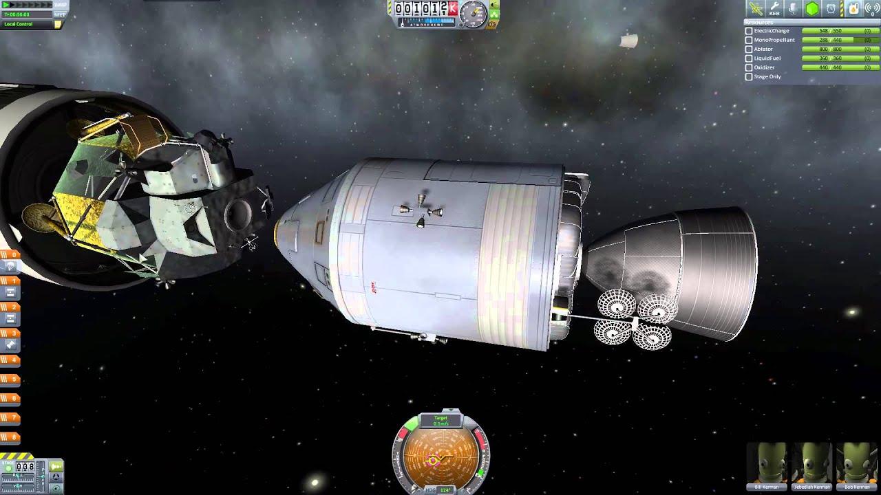 kerbal space program apollo 11 mod - photo #1