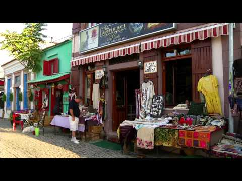 Ayvalık'ta Alışveriş (Resmi Tanıtım Filmi)