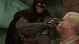 Batman Arkham Asylum Morgue