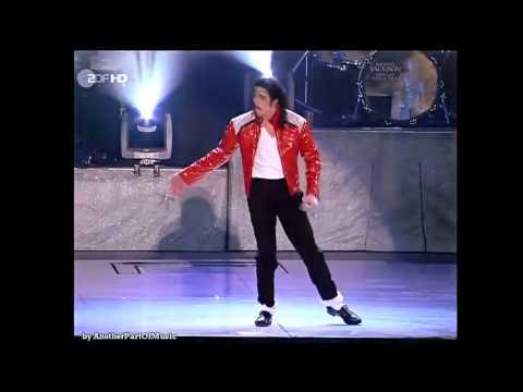 Michael Jackson Beat It Live In Munich HIStory World Tour ...