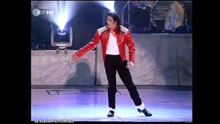 Video Michael Jackson   Beat It   Live In Munich   HIStory World Tour download MP3, 3GP, MP4, WEBM, AVI, FLV September 2018