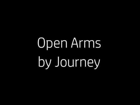 Open Arms by Journey Lyrics
