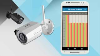 SD Card, Record, and Playback Setup for Amcrest Outdoor Wifi Bullet Cameras (IPM-723, IP3M-943)