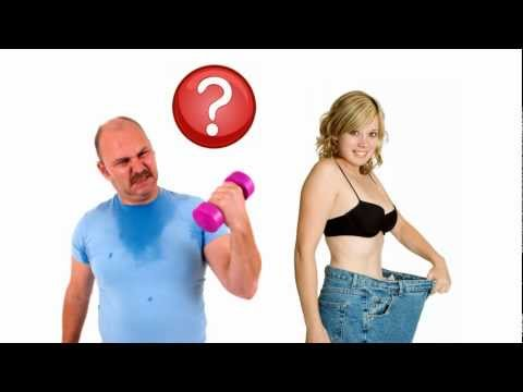 Weight Loss: Do Men Lose Weight Faster Than Women? Health & Fitness Video