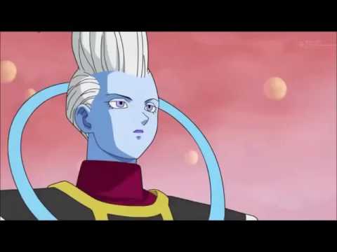 Goku and Vegeta feel ki of God for the first time