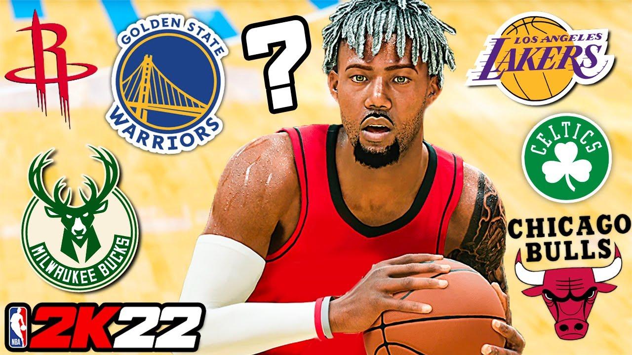 """DEBUTTO in NBA con QUESTA SQUADRA! (NBA DRAFT) - NBA 2K22 CARRIERA PS5 #4 """"FINALE"""""""