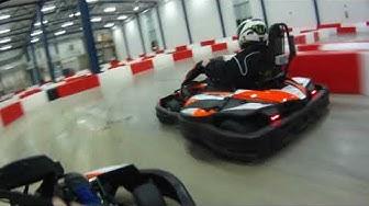 Kart in Club Tampere