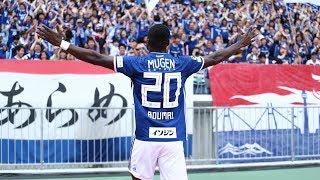 Sun, Apr 15, 2018 @Nissan.S 2018 MEIJI YASUDA J1 League 8th sec. Yo...
