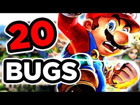 20 BUGS sur SUPER SMASH BROS ULTIMATE thumbnail