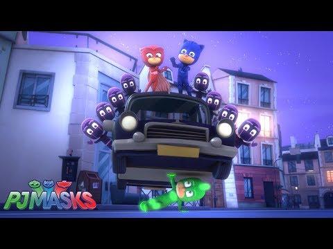 Super Moves Dance Party   PJ Masks   Disney Junior