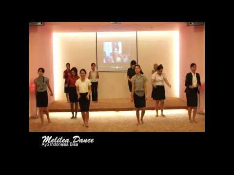 melilea dance ayo indonesia bisa