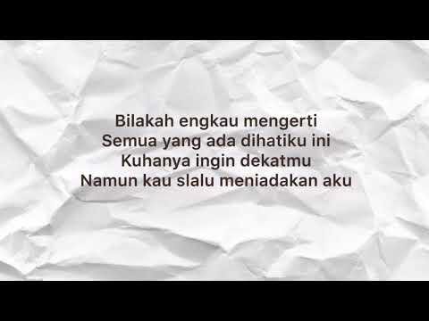 (unofficial lirik video) Naif-Dimana Aku Disini