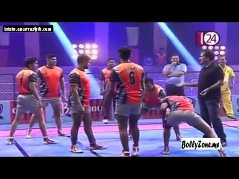 Anas Rashid   E24 18th May 2015   Suraj Sandhya Kabadi Promo Shoot 1