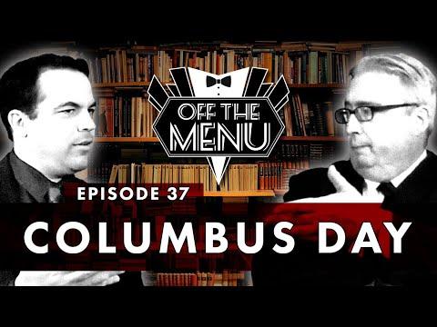 Off the Menu: Episode 37 - Columbus Day