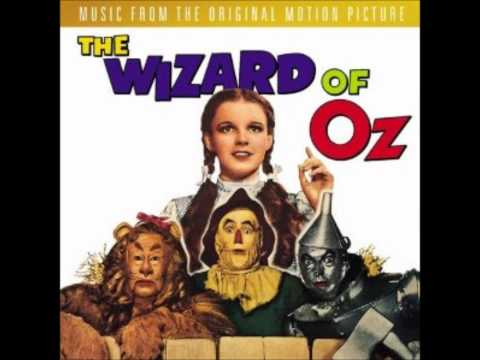 The Wizard Of Oz song ;)