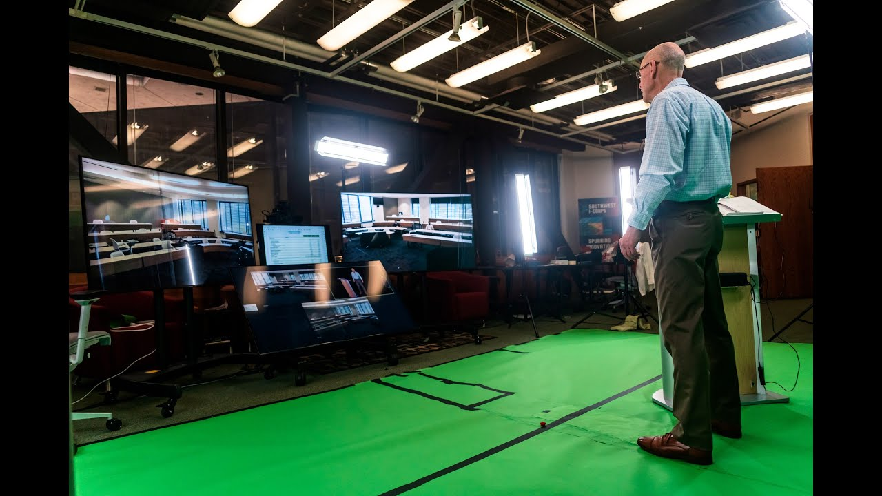 Hologram Technology Launches Classroom of the Future | McCombs School of Business