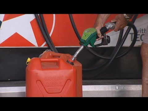 Fuel prices are on the rise