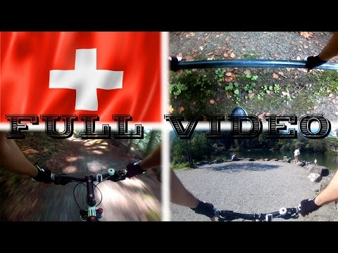 CROSSFIT Style - Mountainbiking with FitnessParcour - FULL VIDEO