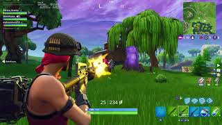 Fortnite * BOUGHT the SKIN 🎯 ((BULLET ON TARGET)) 🎯 and was only balita in the zombie's head in the new mode!