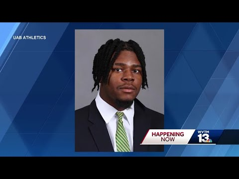 Former Gadsden City High School coach reacts to shooting death of UAB football player