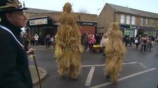 Фестиваль Соломенного Медведя