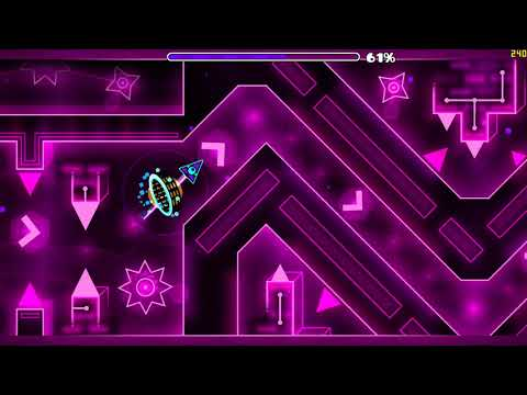 Geometry Dash | Piccadilly Circus 100%