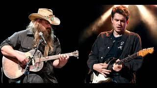 John Mayer and Chris Stapleton - I Just Remembered That I Didn't Care.  legendado PT/BR
