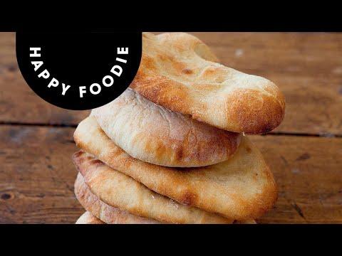 How to Make Pita Bread | James Morton