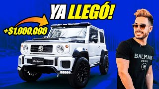 MODIFICACIONES EN LA MINI MERCEDES GWAGON 😍