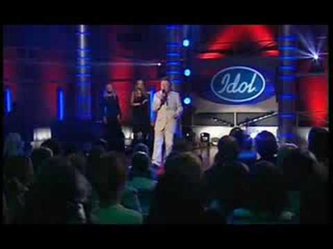 Kurt Nilsen - Beautiful Day, Norwegian Idol, May 2003