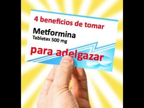 metformina para bajar de peso funcionales