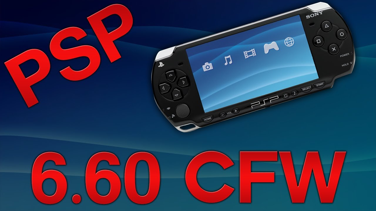 How to download custom firmware 6. 60 pro b10 on your psp (latest.