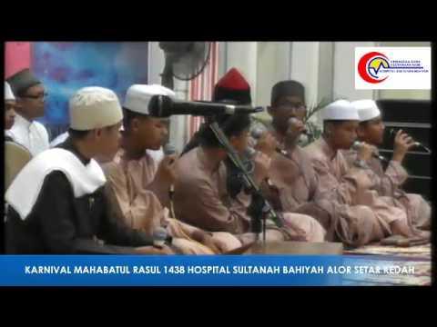 Forum Karnival Mahabatul Rasul 1438 Hospital Sultanah Bahiyah