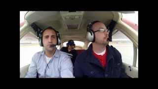 Cessna Cardinal 177B Flying
