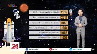 Cuộc đua vũ trụ giữa các cường quốc | VTV24