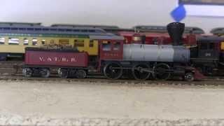 2 6 0 HO Locomotive Kitbash VT&RR