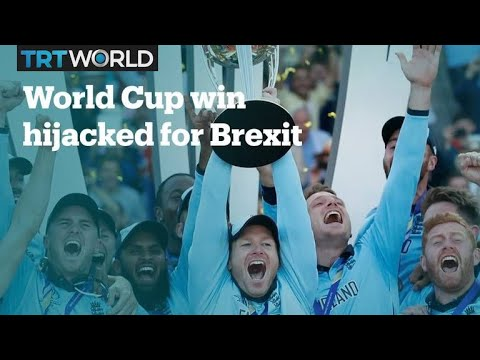 British MP hijacks Cricket World Cup win for Brexit message