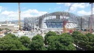 Stade Vélodrome - 28 et 29 Mai 2013
