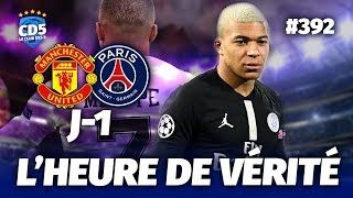 Replay #392 : Mbappé peut-il porter Paris à Old Trafford ? - #CD5