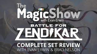 Battle for Zendikar Complete Set Review - Black! [Magic the Gathering]