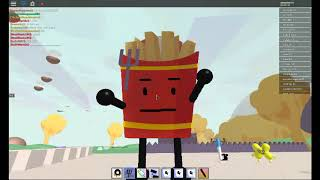 BFB Roleplay Roblox FUNNY BLOOPERS! (do not laugh for time)