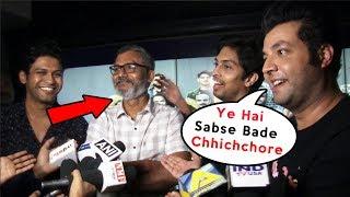 Chhichhore Star Cast Interview   Nitesh Tiwari, Varun Sharma