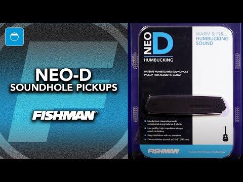 Fishman Neo-D Series Of Soundhole Pickups