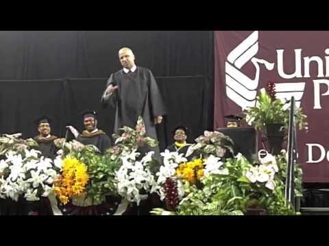 Motivational Speaker -  Commencement Speech for University of Phoenix in Detroit