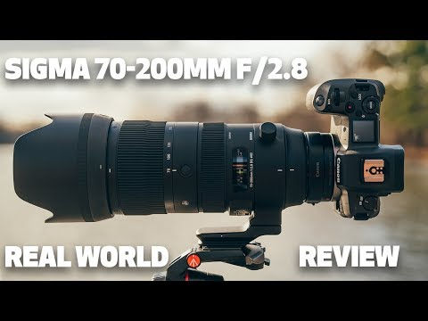 Sigma 70-200mm f/2.8 DG OS HSM Sport Lens | REAL WORLD REVIEW