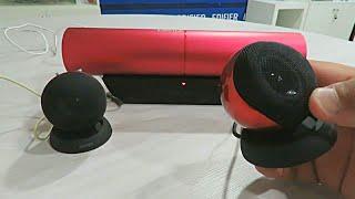 Edifier MP300 Plus AURORA (apresentando o aparelho)