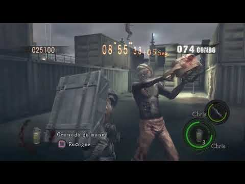 Mercenaries Reunion Ship Deck Duo 1207k | Resident Evil 5 PC