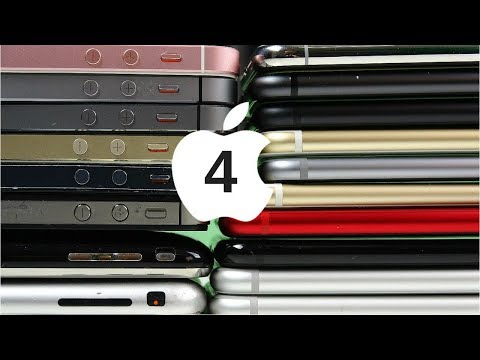 My Mega iPhone Collection 2018 || Part 4