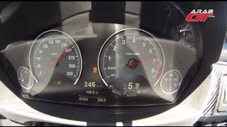 BMW M3 & M4 Acceleration 2015 تسارع بي ام دبليو ام 3 و ام 4