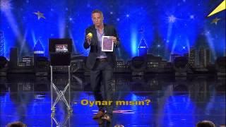 Yetenek Sizsiniz Türkiye - Simon